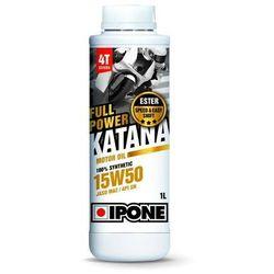 IPONE Full Power Katana 15W50 Olej Silnikowy 100% Syntetyk 1l