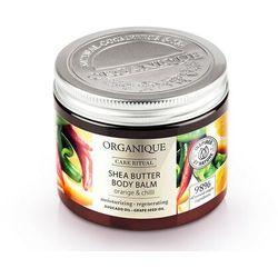 Organique Balsamy i masła do ciała Organique Balsamy i masła do ciała Orange and Chilli 200.0 ml