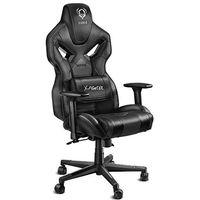 Fotele dla graczy, Fotel DIABLO X-Fighter Czarny + DARMOWY TRANSPORT!