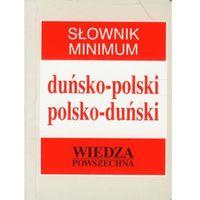 Językoznawstwo, Słownik minimum duńsko-polsko polsko-duński (opr. miękka)