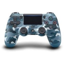 Sony Playstation 4 Dualshock v2 - Blue Camouflage - Gamepad - Sony PlayStation 4