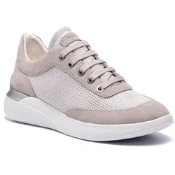 Sneakersy GEOX - D Theragon C D928SC 0LY22 C0898 Silver/Lt Grey