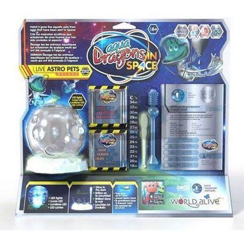 Kreatywne dla dzieci, Space Dragons Zestaw deluxe