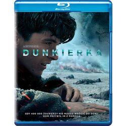 Dunkierka (Blu-ray) - Christopher Nolan DARMOWA DOSTAWA KIOSK RUCHU