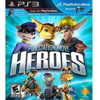 Gry PS3, Move Heroes (PS3)