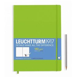 Szkicownik Leuchtturm1917 180 gr/ 96 stron A4 limonka