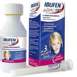 Ibufen Forte (smak malinowy) 100 ml