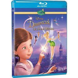 Dzwoneczek i uczynne wróżki (Blu-Ray) - Bradley Raymond DARMOWA DOSTAWA KIOSK RUCHU
