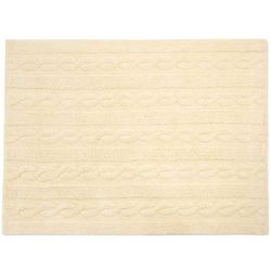 Dywan bawełniany TRENZAS - różne kolory - Lorena Canals szary, 120 x 160 cm