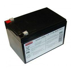 Lestar żelowy akumulator wymienny LAWa 12V 12Ah AGM VRLA - (AKUM. LAWa 12V 12AH AGM VRLA) Darmowy odbiór w 21 miastach!
