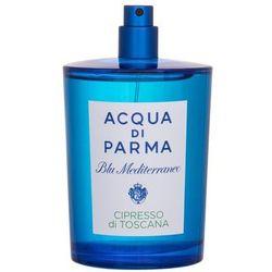 Acqua di Parma Blu Mediterraneo Cipresso di Toscana woda toaletowa 150 ml tester unisex