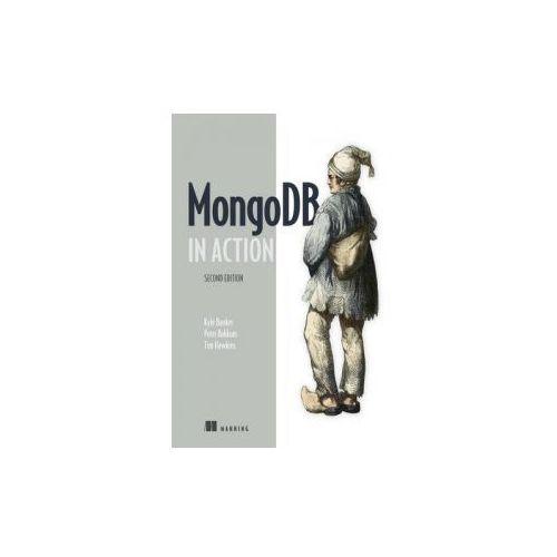 Informatyka, MongoDB in Action MEAP + Print book (includes Ebook)