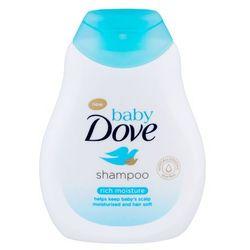 Dove Baby Rich Moisture szampon do włosów 200 ml