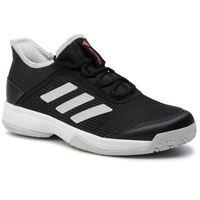 Pozostałe obuwie dziecięce, Buty adidas - adizero Club K EF0601 Cblack/Ftwwht/Greone