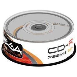 Płyta CD-R Omega 700MB Cake 25szt.