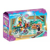 Figurki i postacie, Zestaw figurek Sklep rowerowy i skateboardowy - DARMOWA DOSTAWA OD 199 ZŁ!!!