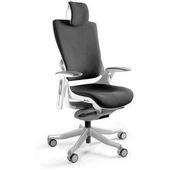 Fotel Wau 2 biały - 18 KOLORÓW (Tkanina BL) - ZŁAP RABAT NIESPODZIANKA