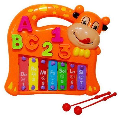 Instrumenty dla dzieci, Zabawka SWEDE Cymbałki