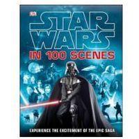 Książki do nauki języka, STAR WARS IN 100 SCENES