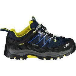 CMP Trekkingi Rigel Low Trekking Shoes Wp 3Q54554 Granatowy