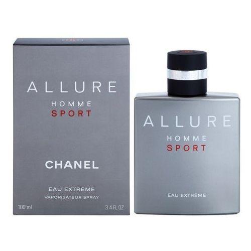 Wody perfumowane męskie, Chanel Allure Homme Sport Eau Extreme 100ml edp