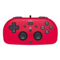 Gamepad HORI HoriPad Mini pro PS4 (ACP431123) Czerwony