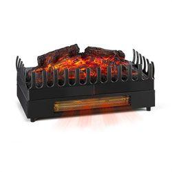 Klarstein Kamini FX kominek elektryczny wkład do kominka elektrycznego LED czarny