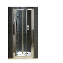 KOŁO GEO 6 Drzwi prysznicowe 80cm, profile srebrny połysk, szkło transparentne GDRB80222003