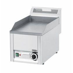 Płyta grillowa elektryczna gładka nastawna | 320x480mm | 3000W
