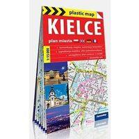 Mapy i atlasy turystyczne, Plastic map Kielce 1:15 000 mapa turystyczna - praca zbiorowa - książka