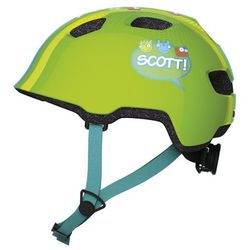 Kask Scott Chomp green stripe