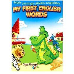 My first english words - Praca zbiorowa