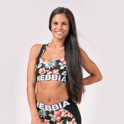 NEBBIA Biustonosz sportowy Aloha Babe