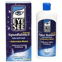Płyny pielęgnacyjne do soczewek, Eye See Aqua Balance 360 ml