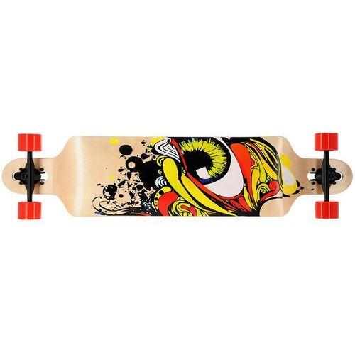 Pozostały skating, Deskorolka Longboard Wood Eye Nils Extreme 106,5x25,5 cm