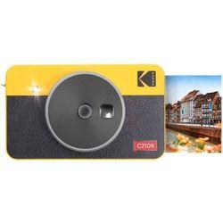 KODAK aparat natychmiastowy Mini Shot Combo 2 Retro Yellow (C210RY)