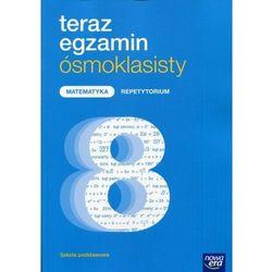 Teraz egzamin ósmoklasisty Matematyka Repetytorium - Jerzy Janowicz (opr. miękka)