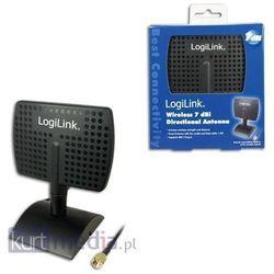 Antena LogiLink WL0091 Darmowy odbiór w 21 miastach!