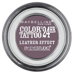 Maybelline Eyestudio Color Tattoo 24 HR cienie do powiek w kremie z matowym wykończeniem odcień 97 Vintage Plum 4 ml