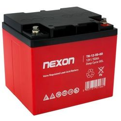 Akumulator żelowy NEXON 50-12 (12V 50Ah)