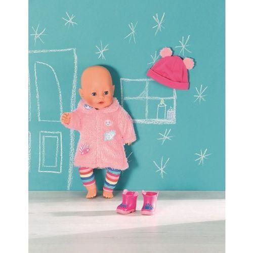 Płaszcze dziecięce, Darmowa dostawa kurierem od 300 zł! Baby Born Modny Płaszcz Ubranko dla lalki STREFADZIECIAKOW.PL