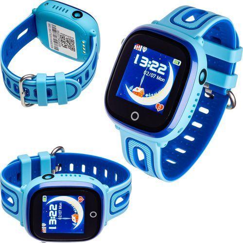 Pozostałe akcesoria dla dzieci, OUTLET Smartwatch Garett Kids Happy niebieski