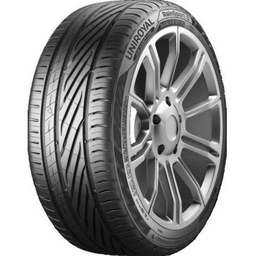 Opony letnie, Uniroyal Rainsport 5 285/35 R18 101 Y