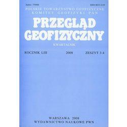 Przegląd Geofizyczny Kwartalnik - Wydawnictwo Naukowe PWN (opr. miękka)