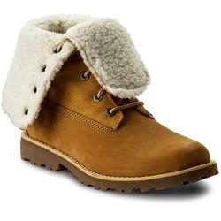 Trapery TIMBERLAND - 6 In Wp Shearling Bo A156N Wheat