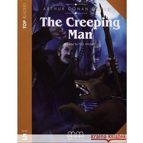 Książki do nauki języka, Mmr Creeping Man (opr. miękka)