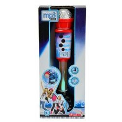 SIMBA Elektroniczny mikrofon 30 cm wejście do MP3