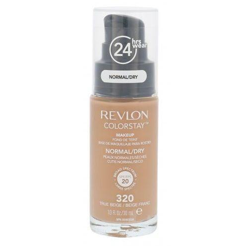Podkłady i fluidy, Revlon Colorstay Normal Dry Skin SPF20 podkład 30 ml dla kobiet 320 True Beige