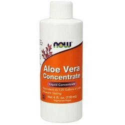 Now Foods Aloe Vera concentrate 118 ml