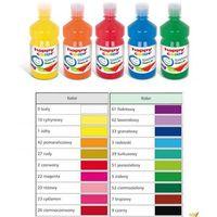 Farbki, Farba tempera premium 500ml śliwkowy (3310 0500-63) -.